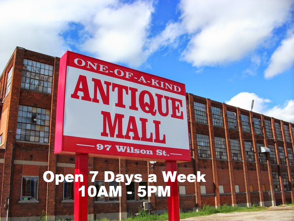 Canada's Largest Antiques & Collectible Market